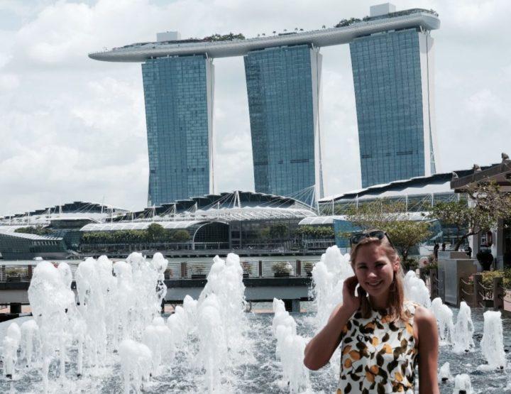 Diary: onze eerste twee dagen in Singapore