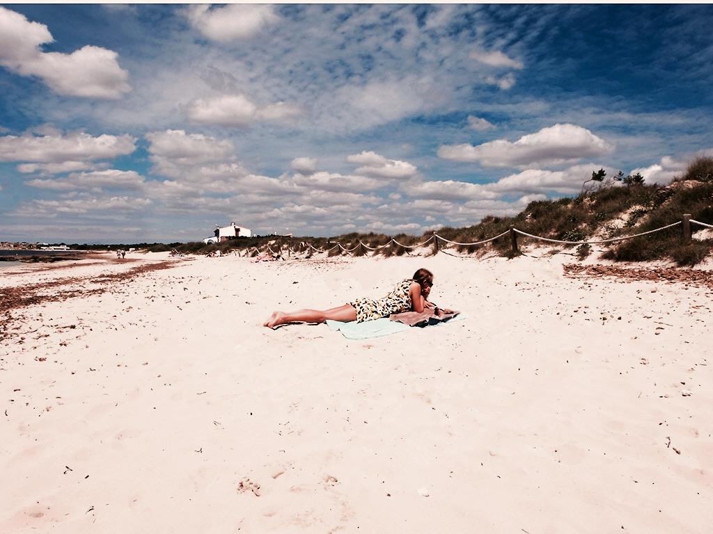 Mallorca: Playa Es Trenc