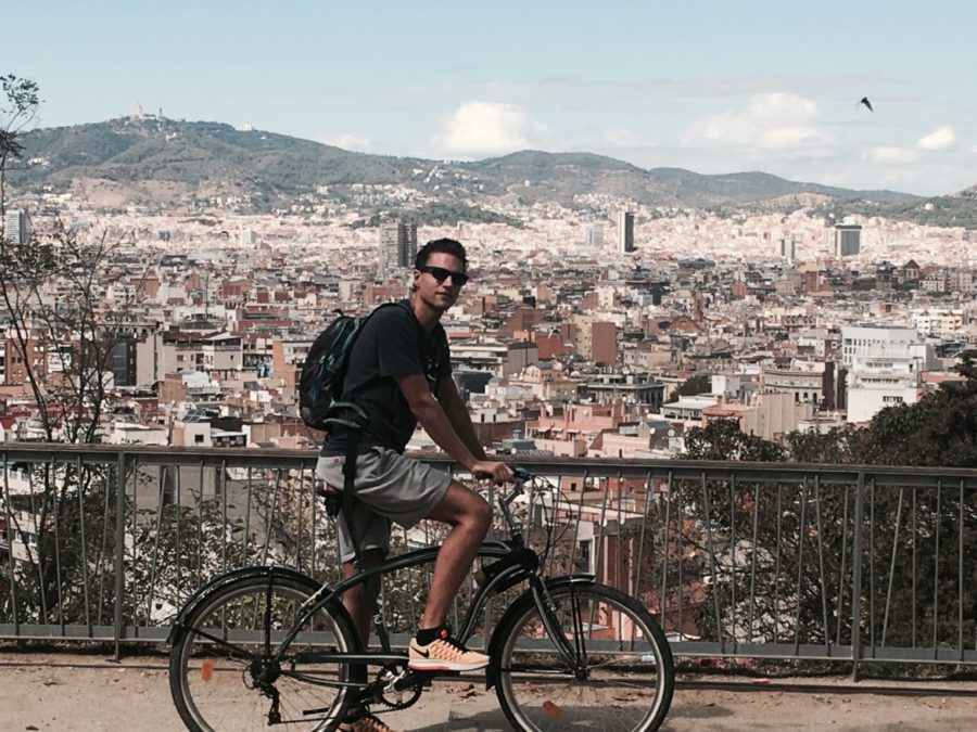 View on Barcelona