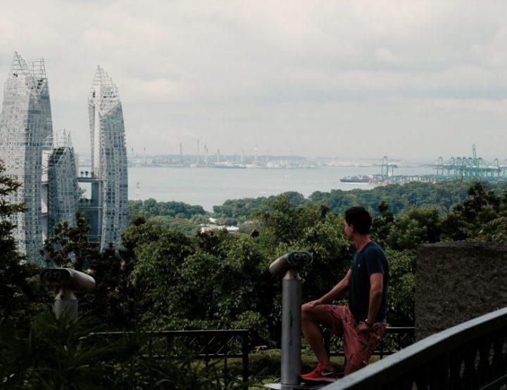 Diary: onze derde en vierde dag in Singapore