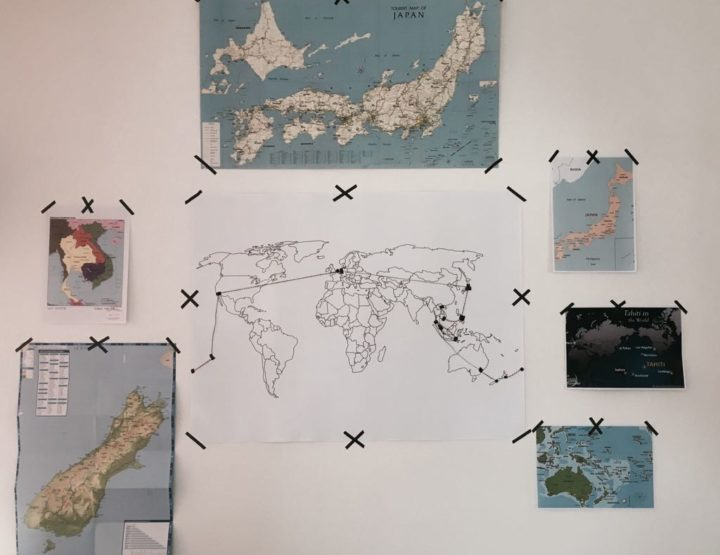 Wereldreis voorbereiden - Hoe bepaal je de route voor je wereldreis?