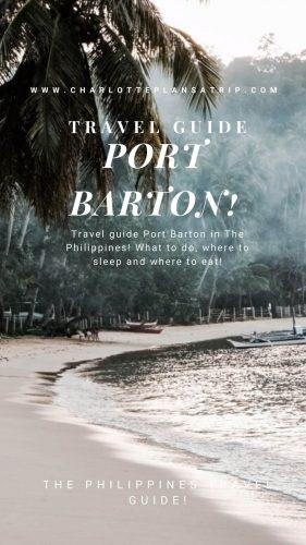 Travelguide Port Barton