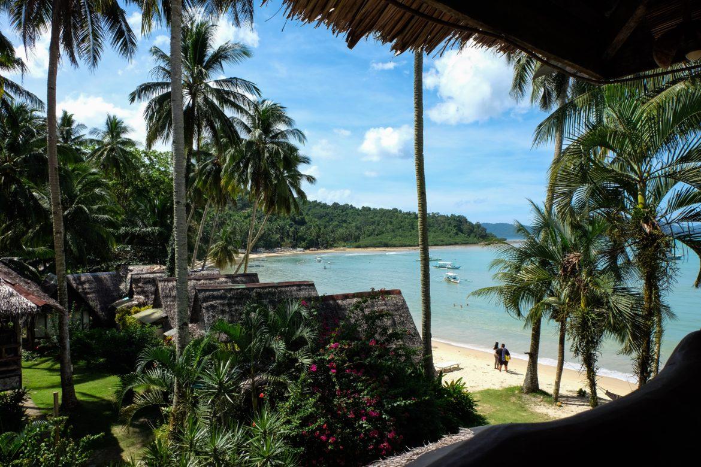 Filipijnen: port barton deep moon resort