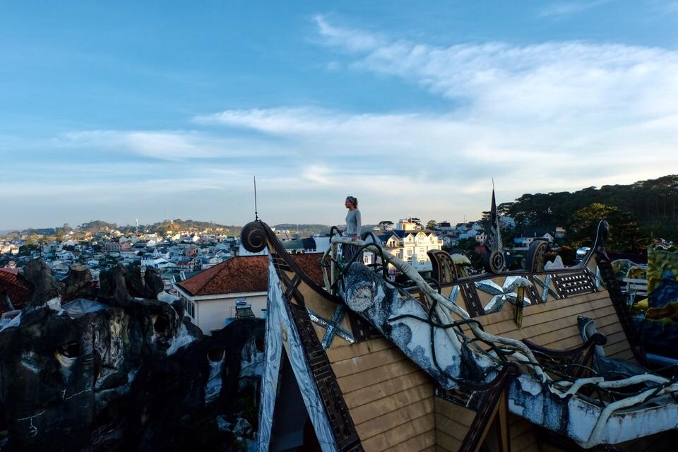 Vietnam: crazy house