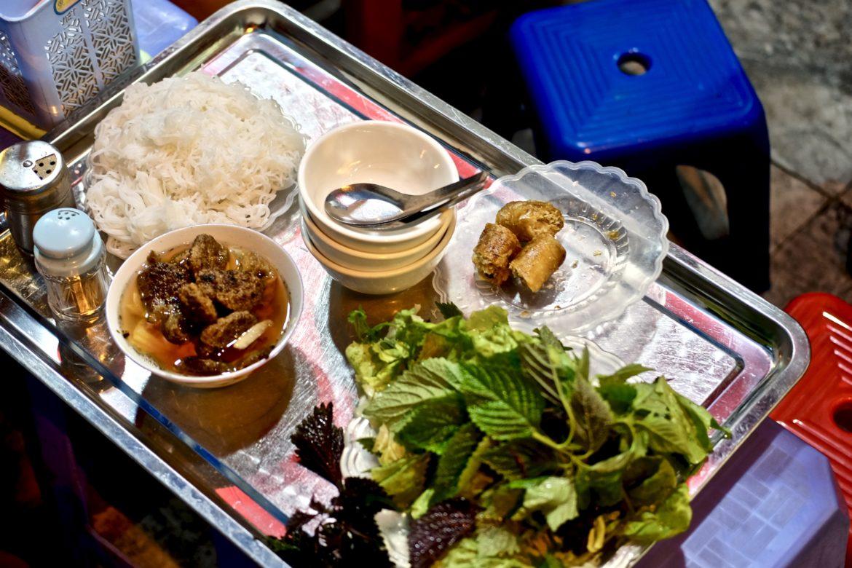 Food Vietnam food tour Hanoi