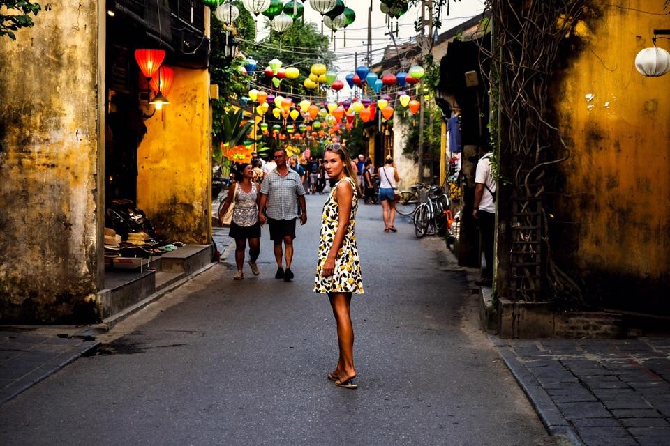 Vietnam: hoi an charlotte