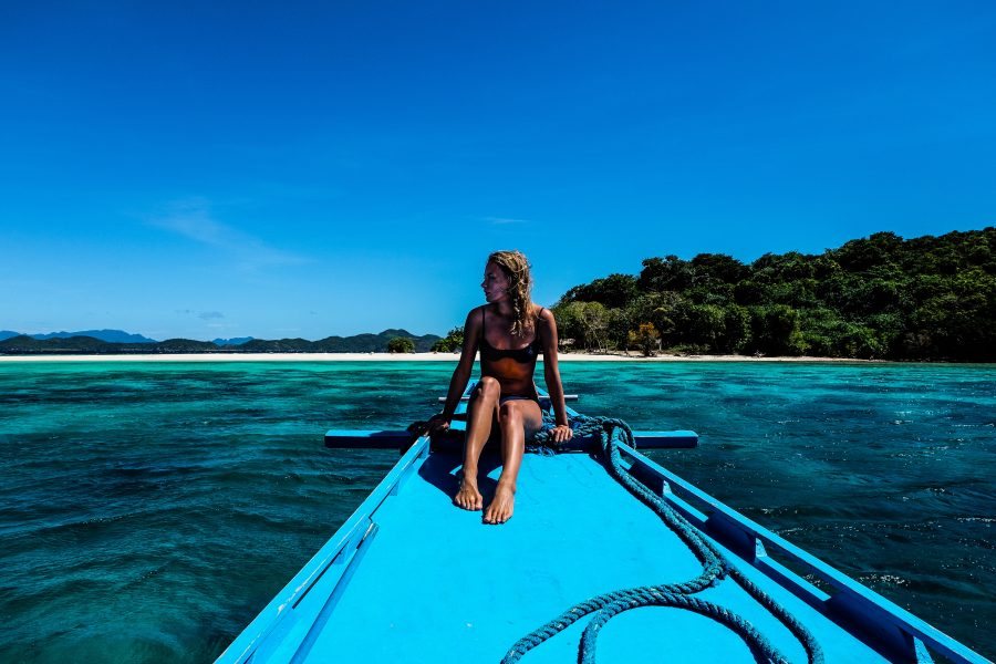 The Philippines Boahy Isla boat tour