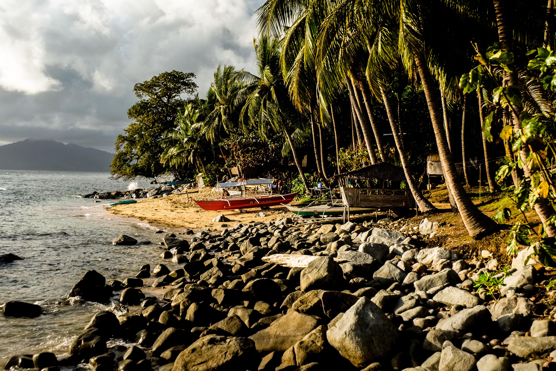 Filipijnen: overnachting boottocht plek 1