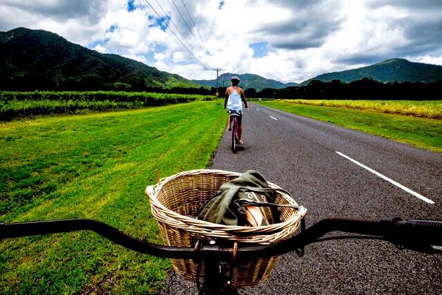 cairns bike Australia
