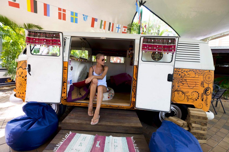 Australie: cairns dreamhostel 2