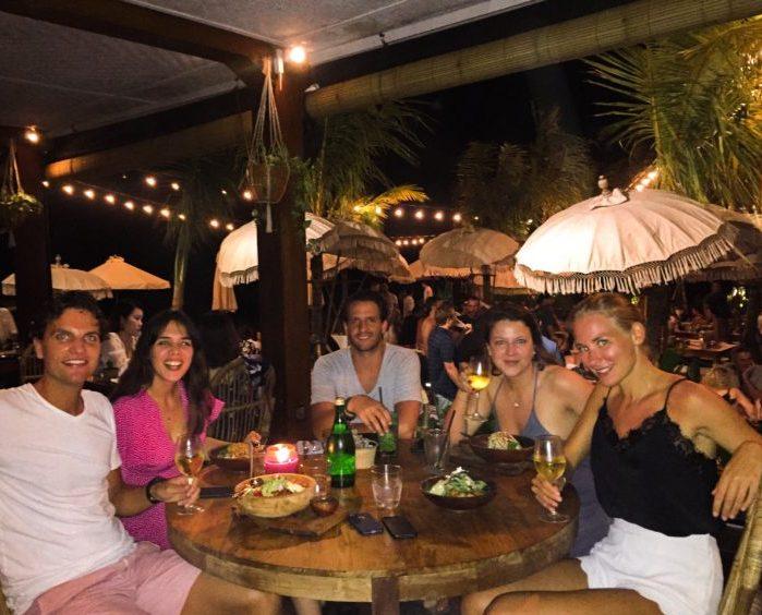 The Lawn Food Friends Bali