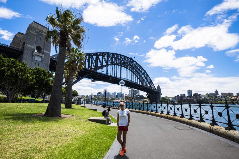 Australie: voor bridge sydney