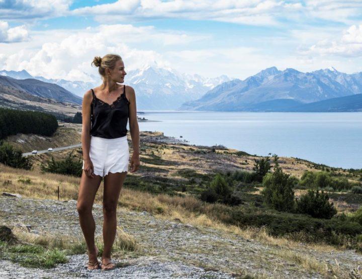 Diary blog: Wanaka, Mount Cook en Kaikoura in Nieuw-Zeeland