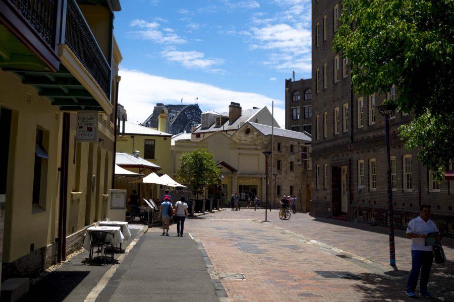 sydney streetview