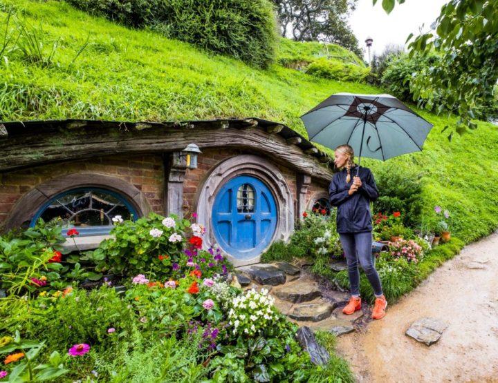 Diary blog: Tongariro, Hobbiton, Auckland op het Noordereiland van Nieuw-Zeeland