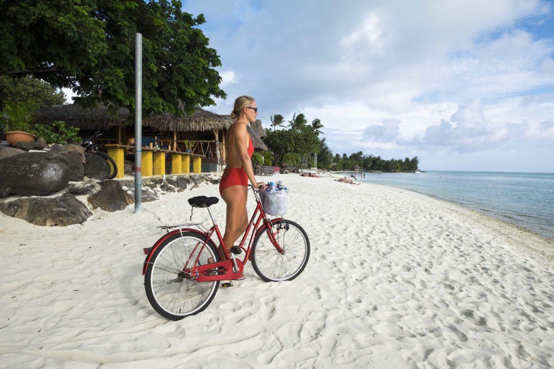 French Polynesia: Bora Bora Charlotte