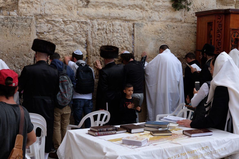 Israel: Jeruzalem Western wall 2