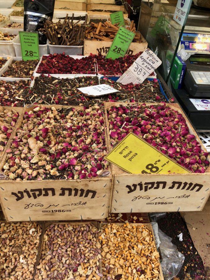 Tel Aviv: Market