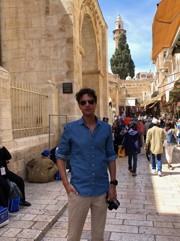 Israel: Jerusalem Ries