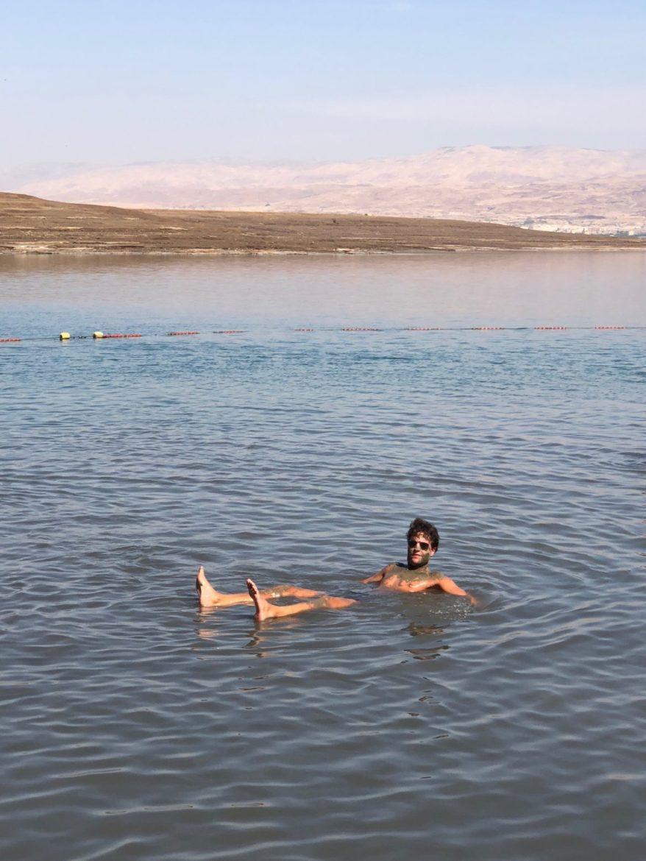 Israel: Dead sea Ries