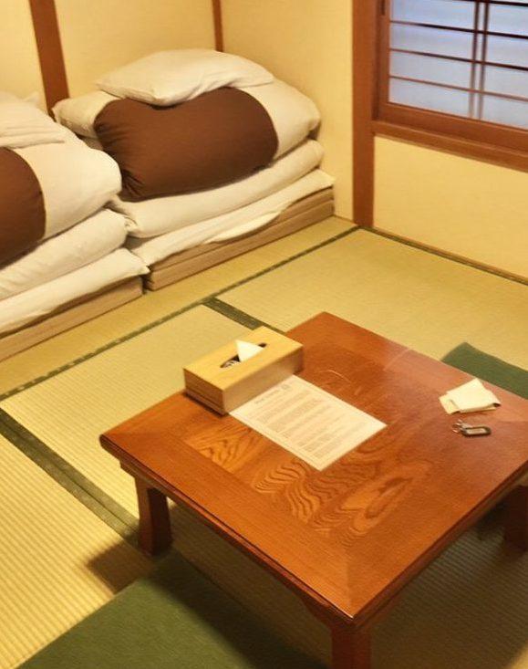 Japan: Ryokan