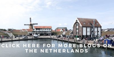 All my blogs on The Netherlands