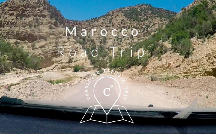 Filmpje: Roadtrip door Marokko!