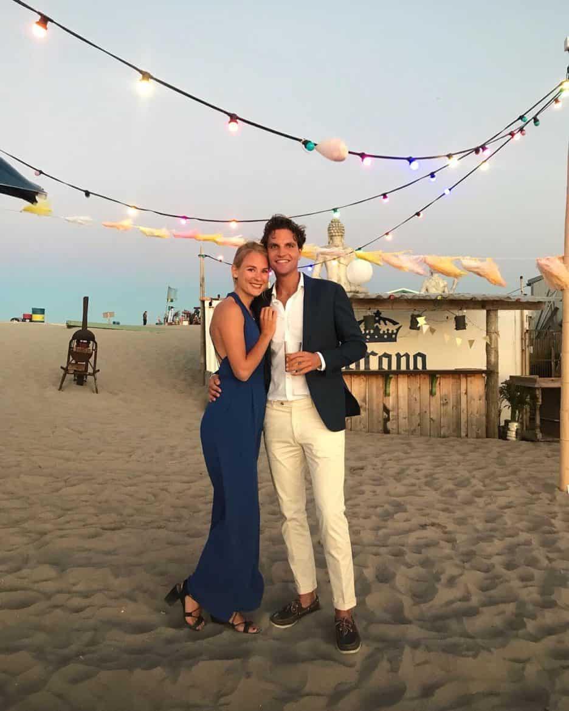 Wedding The Netherlands beach