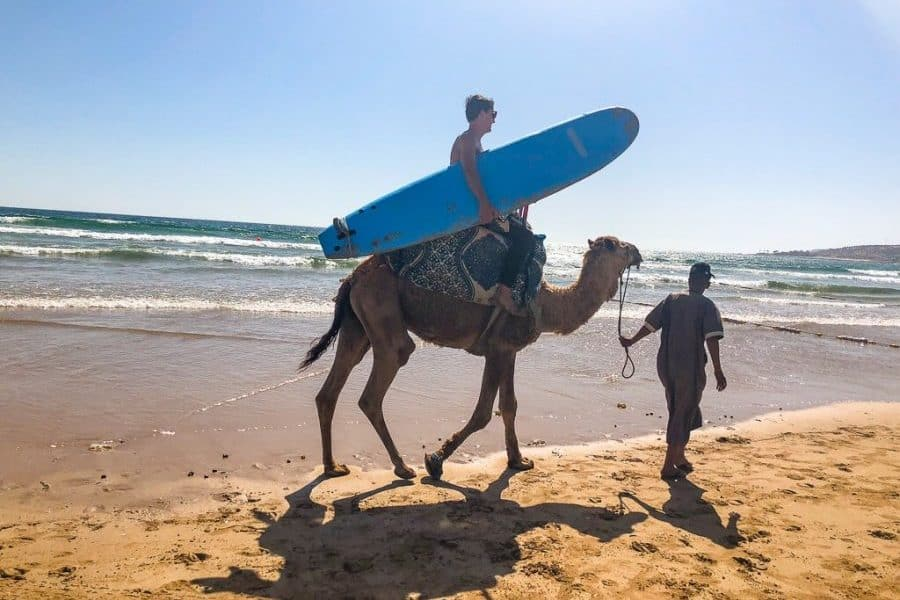 Morocco: Taghazout