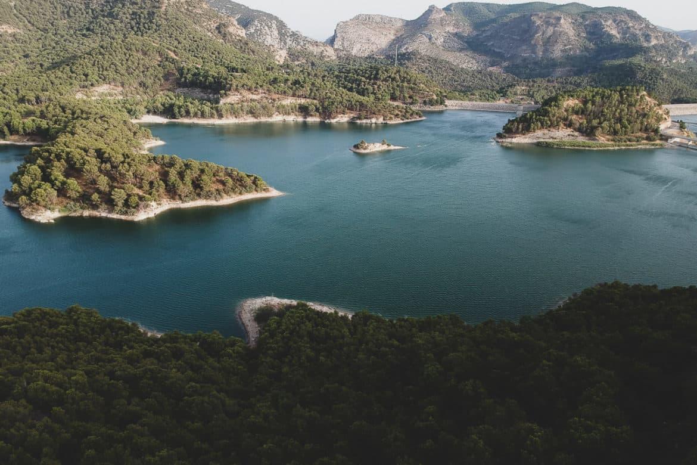 Spain : drone Malaga