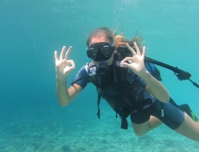 Padi diving license: why I learned how to scuba dive in The Netherlands!