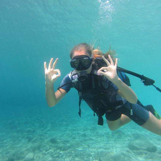 Greece Diving