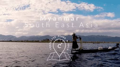 Video: traveling through beautiful Myanmar