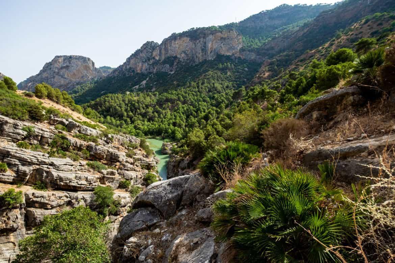 Spain Malaga Camino Del Ray