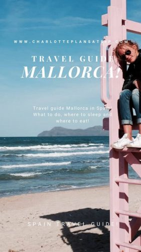 Travel guide Mallorca where to eat sleep and what to do on this island in Spain