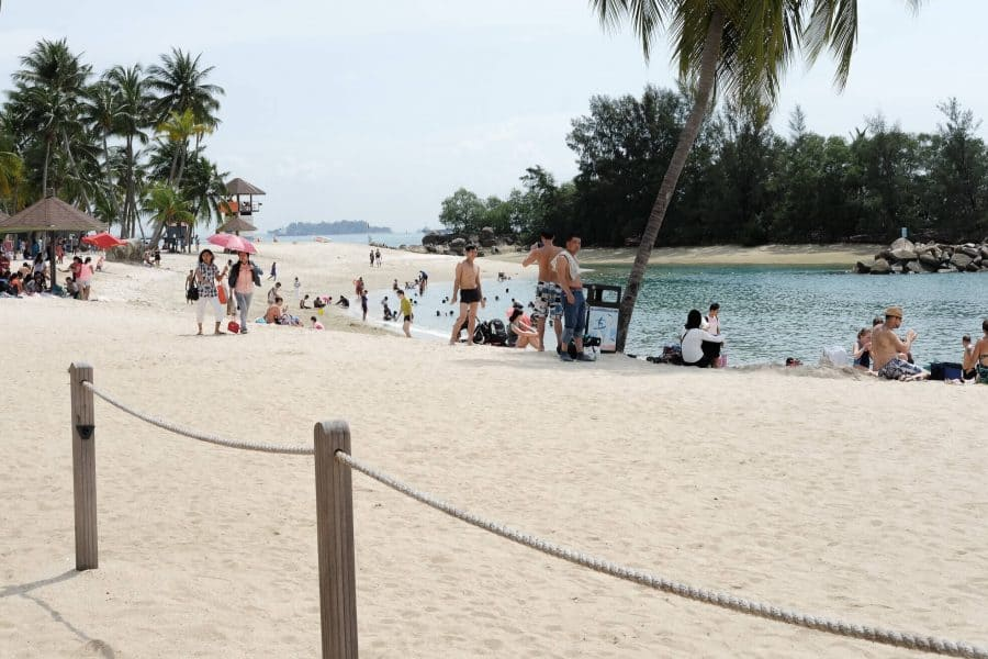 Beach Singapore