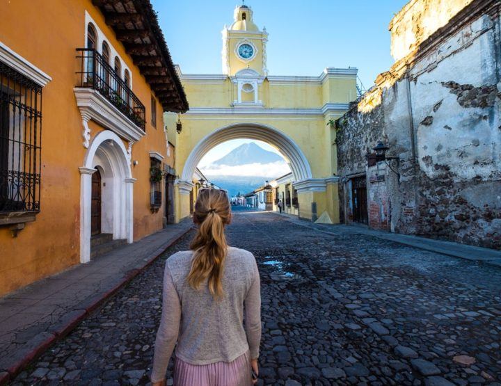 Travel guide Antigua: all you need to know about Antigua in Guatemala!