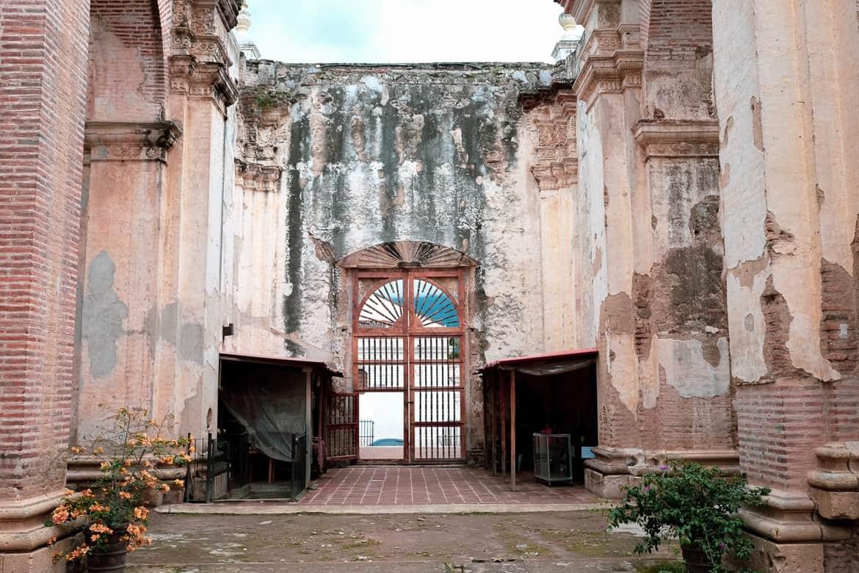 Antigua Ruins Guatemala