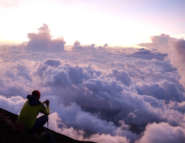 Gave ervaring: de vulkaan Acatenango & Fuego in Guatemala beklimmen!