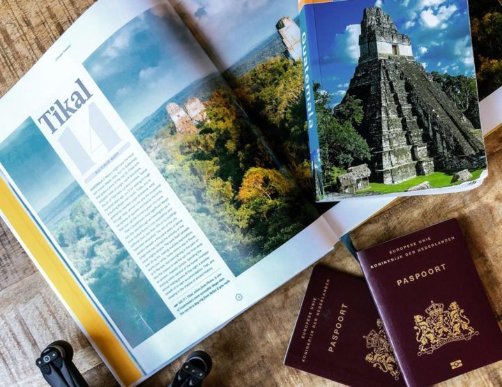 Diary: off we go to Guatemala and Belize