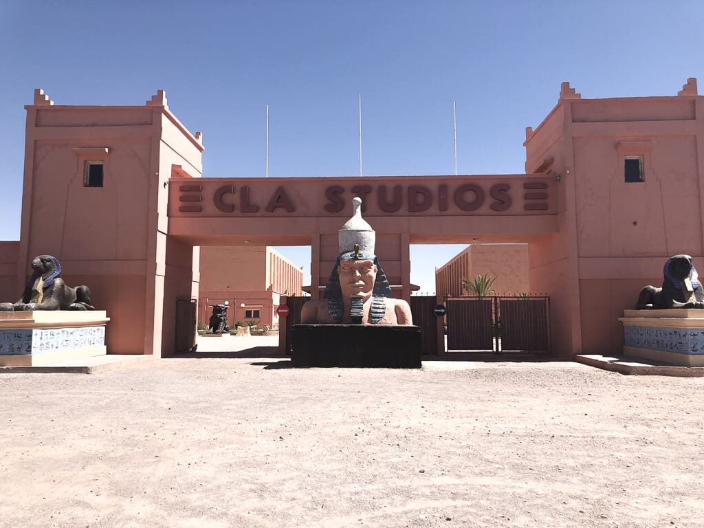 Marocco Ouarzazate CLA studio