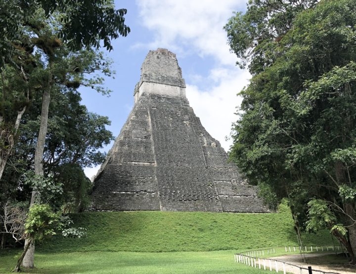Diary blog | Our last days in Guatemala: Flores and Tikal