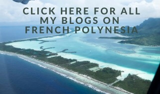 All travel blogs on French Polynesia