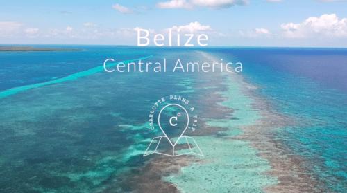 Video: island hopping through amazing Belize!