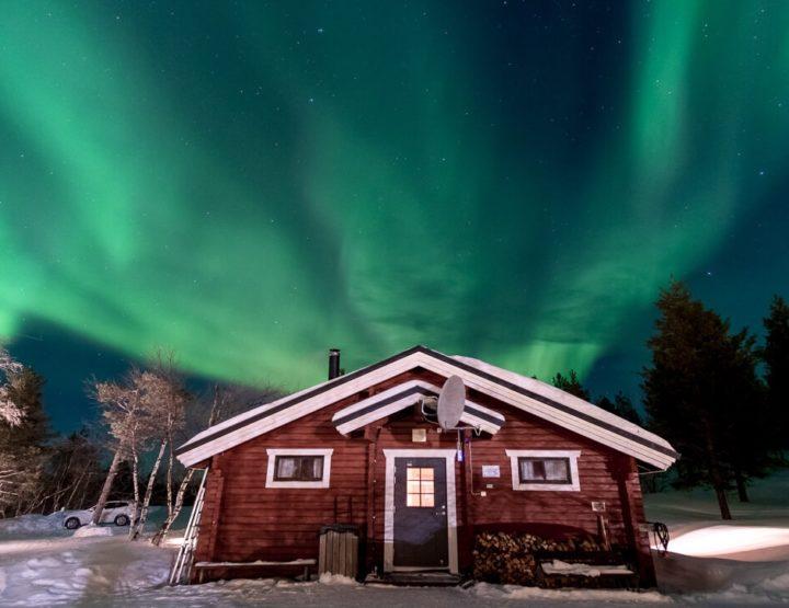 Giellajohka: een geweldige accommodatie in Fins Lapland!