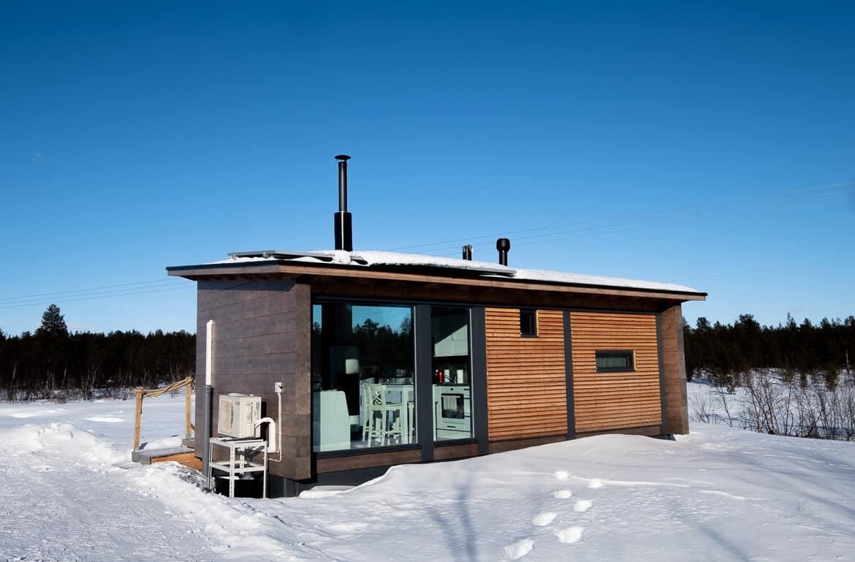 Giellajohka Finnish Lapland