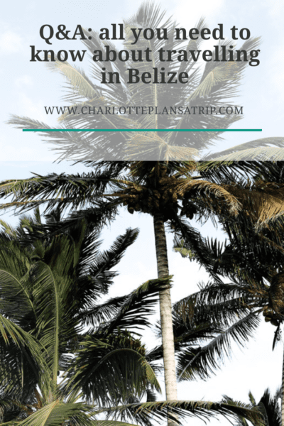 All you need to know about Belize