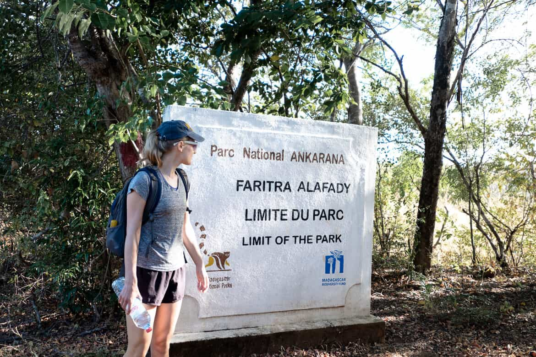 Ankarana National park