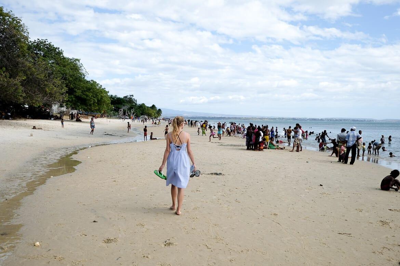 Ramana beach Madagascar