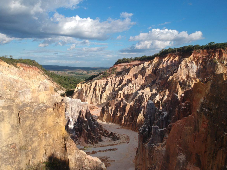 Canyons Ankarafantsika